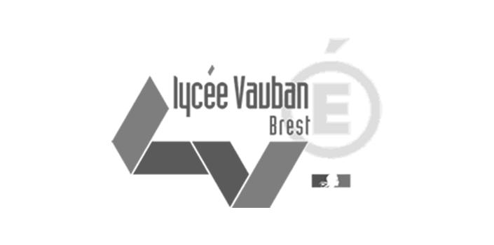 Logo du lycée Vauban