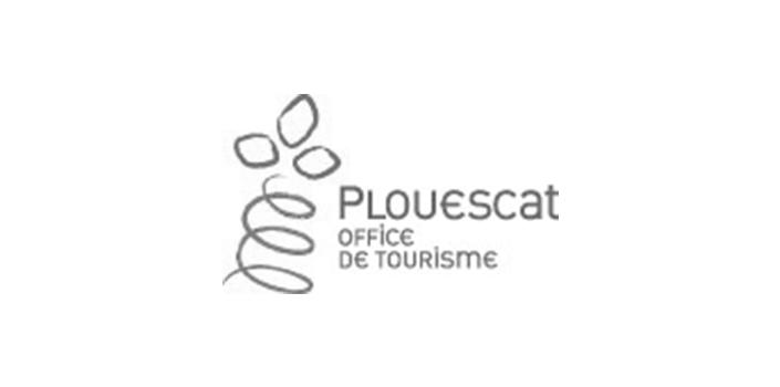Logo de l'office de tourisme de Plouescat